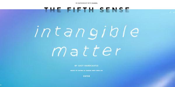 site internet - the fifth sense