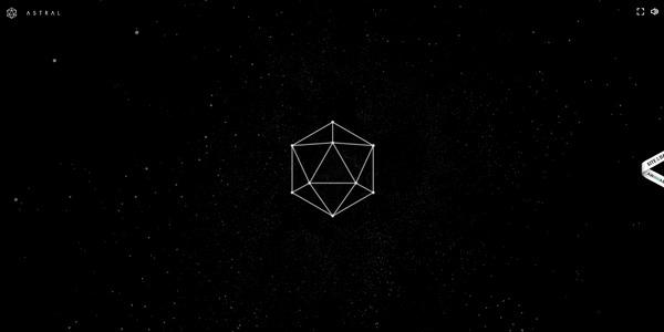 site internet - astral