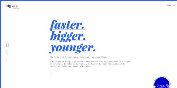 site internet - bigyouth