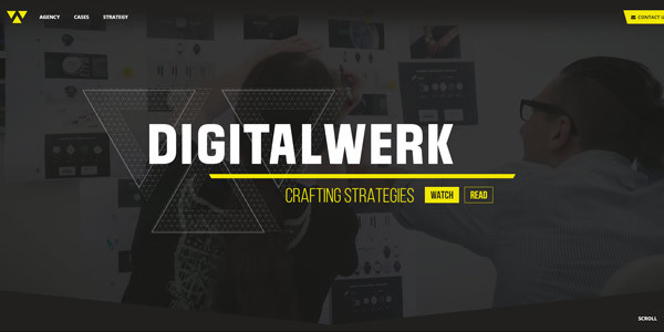 site internet - digitalwerk