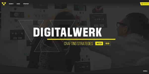 site internet - digitalwerk